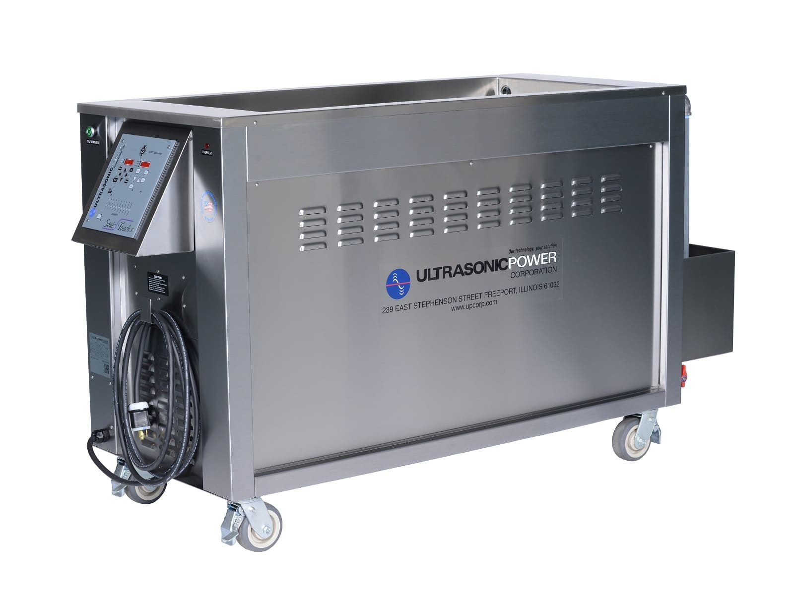 Large Ultrasonic Parts Washing System