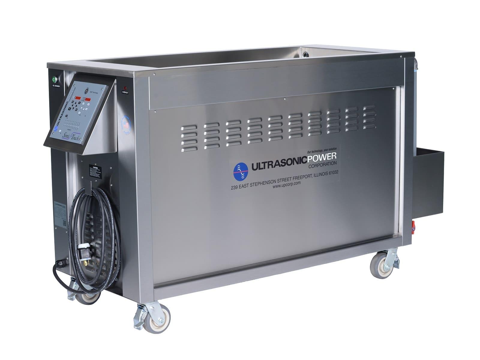 Large Ultrasonic Parts Washing System