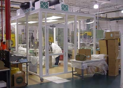 Used Clean Room