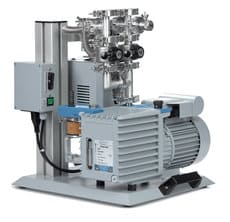 High Vacuum Pump Units