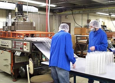 Custom Plastic Thermoforming Packaging