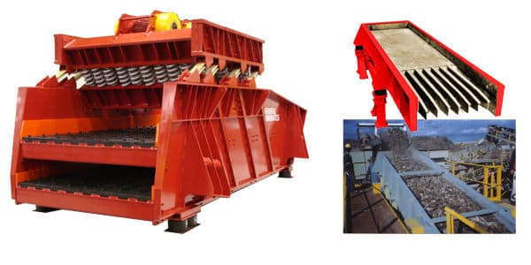 Vibratory Equipment Manufacturers