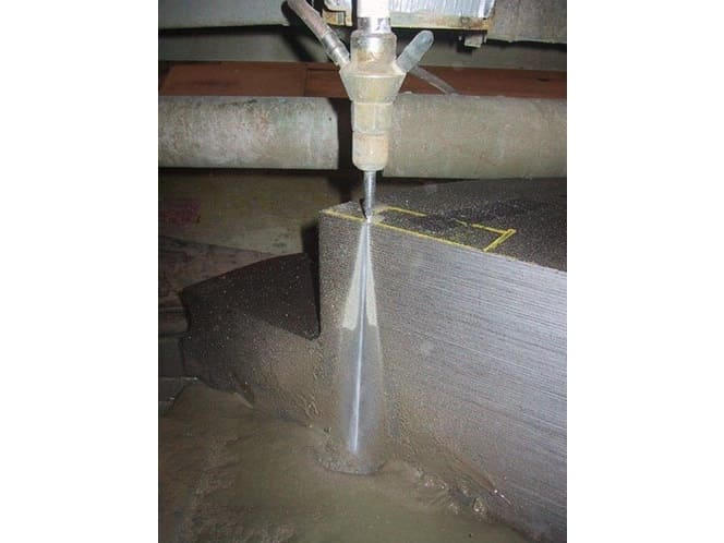 Waterjet Machining