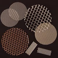 Wire Mesh Filter Products