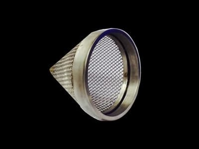 Conical Mesh Filter