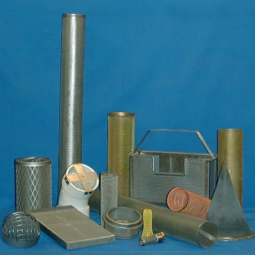 Wire Mesh Filter Screen Products