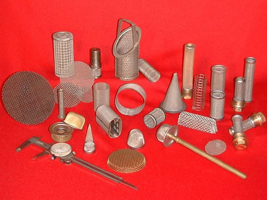 Wire Mesh Filters and Screens