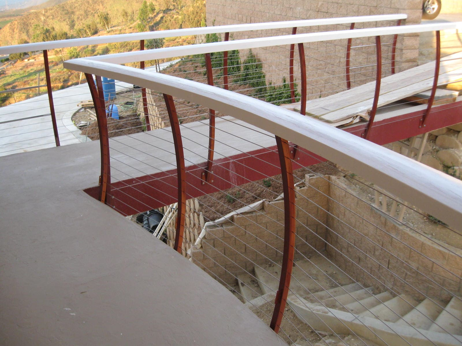 Lexco Wire Cable Railing