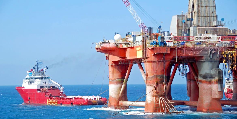 Oil Platform Crane Cable