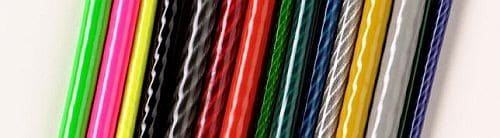 Plastic Coated Cables