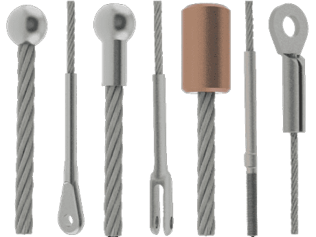 Wire Rope Cable Fittings