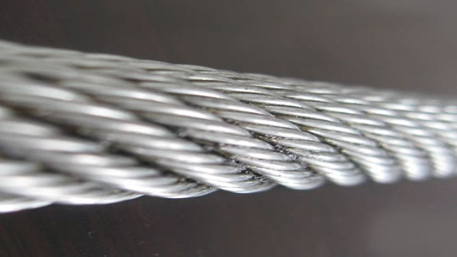 Bare Stainless Steel Cable