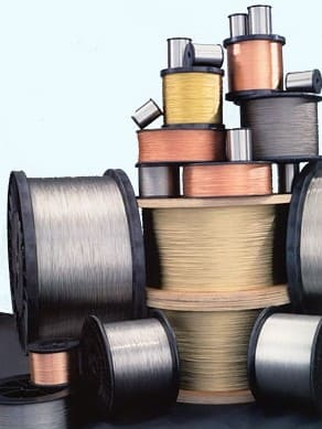 Jersey Strand Wire Spools