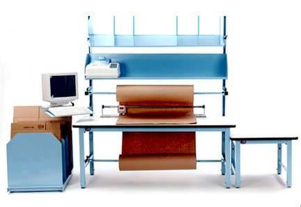 Modular Manufacturing & Distribution Stations
