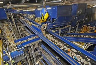 Recycling equipment manufacturers and companies