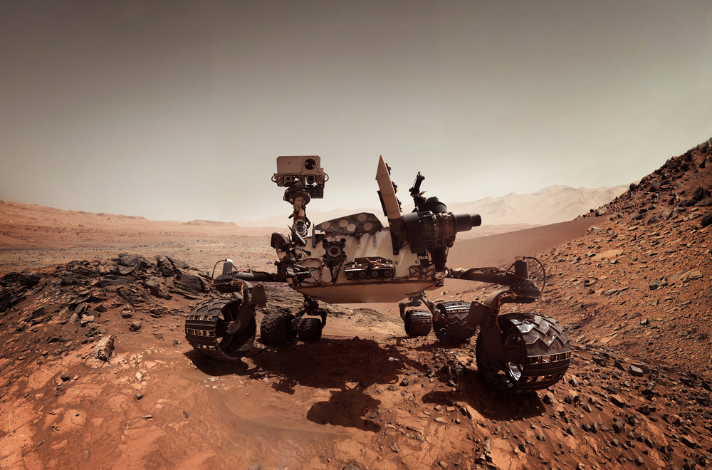 Automaton Rover for Extreme Environments