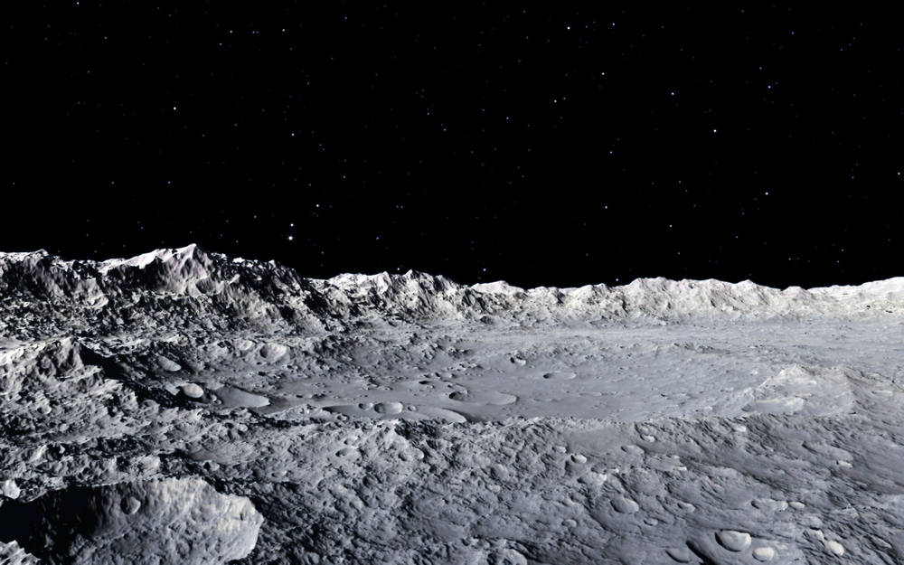 Optical Mining of Asteroids, Moons, and Planets