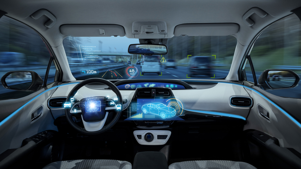 Self-Driving Cars In Actual Use