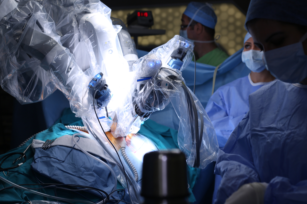 Advent of the Surgical Robot