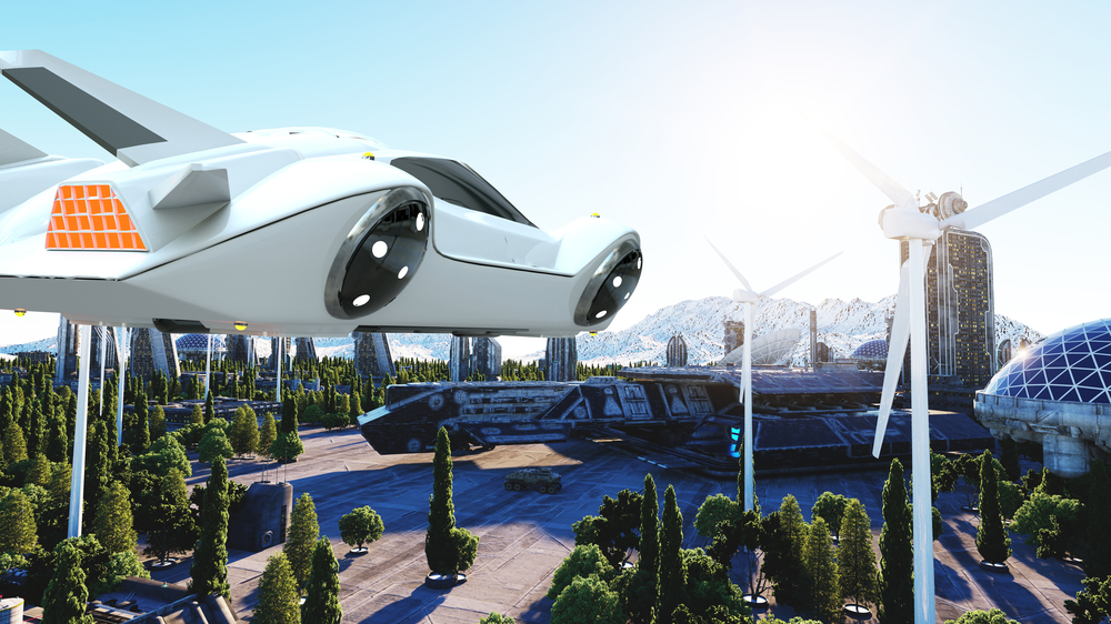 What are Flying Cars?