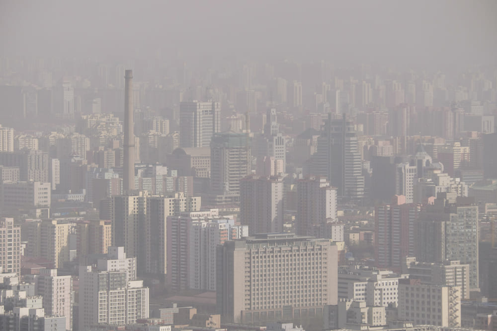 What Problems Are Caused By Air Pollution?