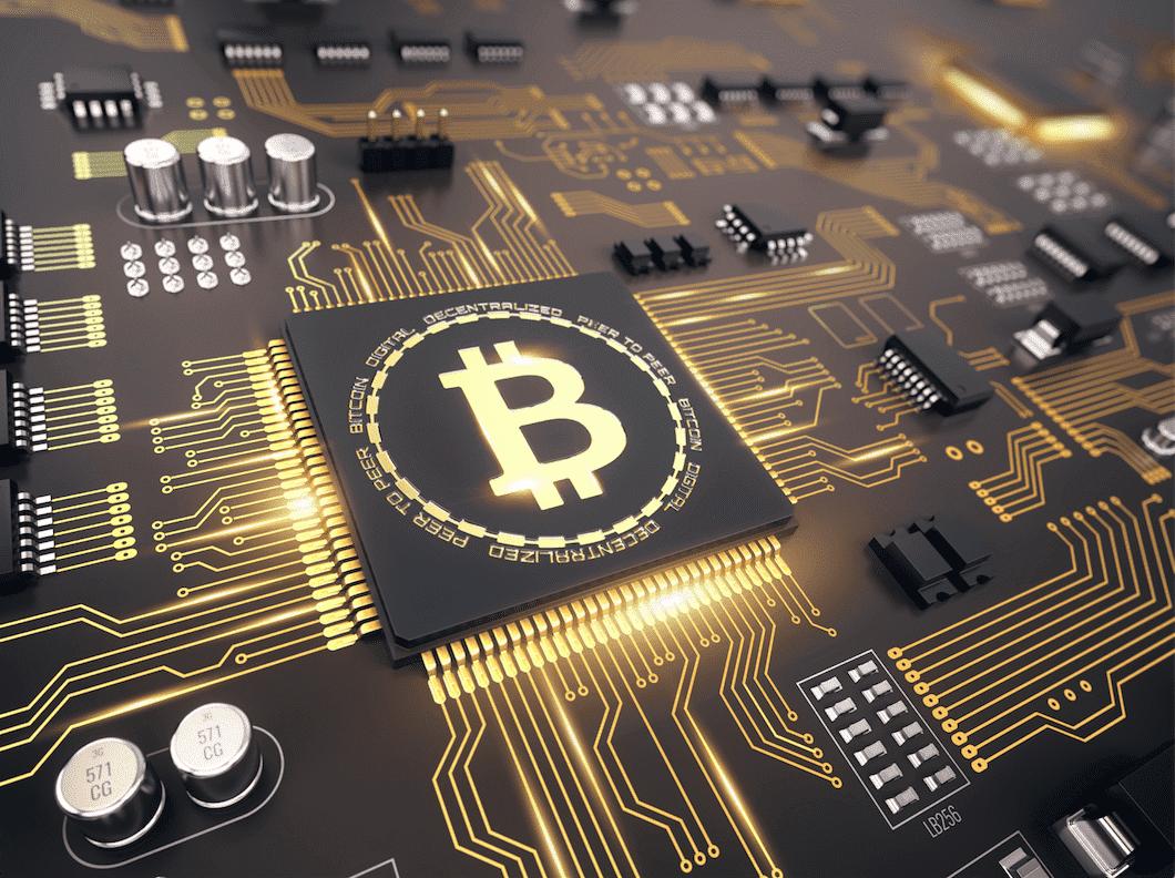 Born of Bitcoin