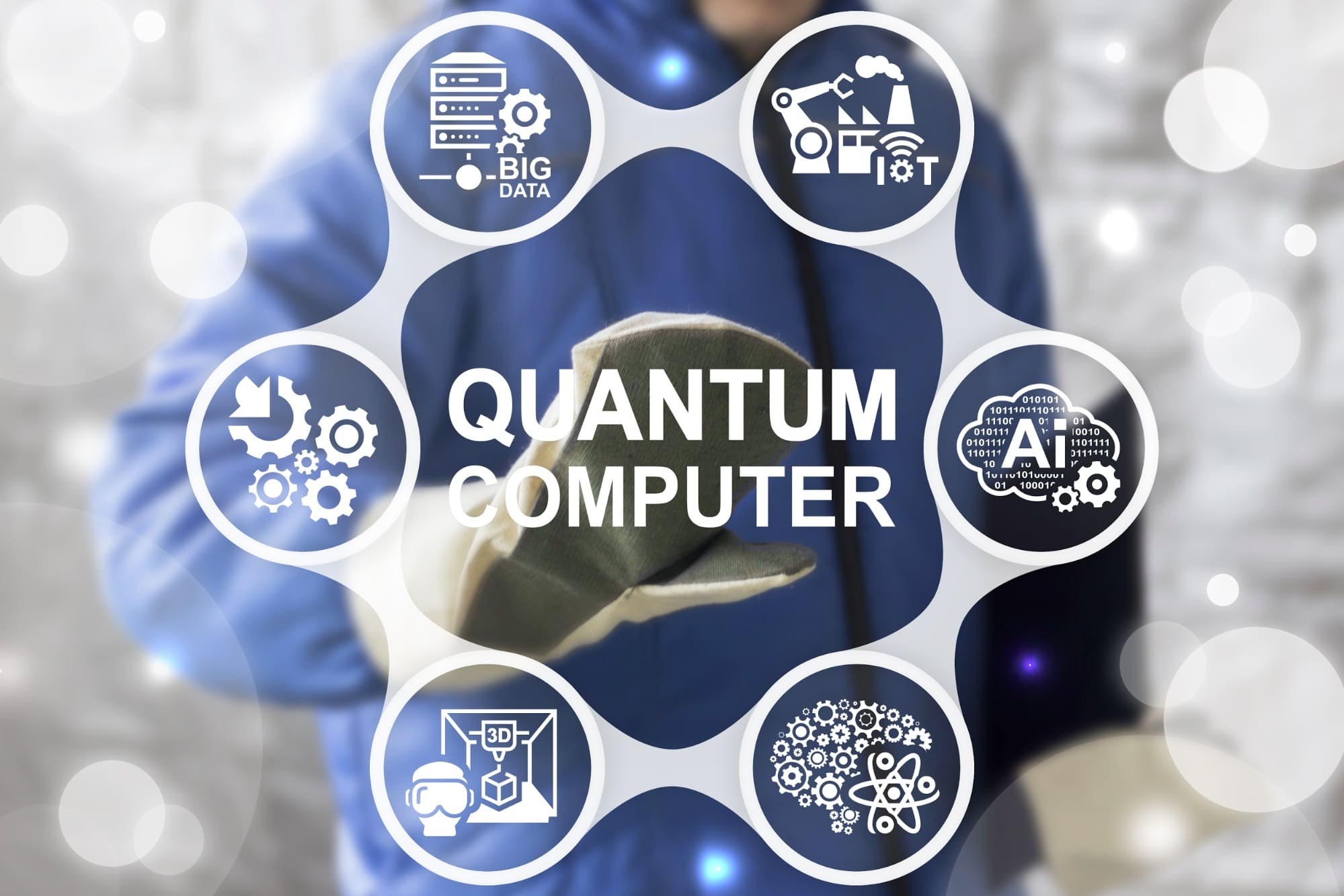 the possibility of building quantum computers in the near future The paper in science did not rule out the possibility of d-wave creating quantum speedup but say they're still optimistic about the wider future of quantum.