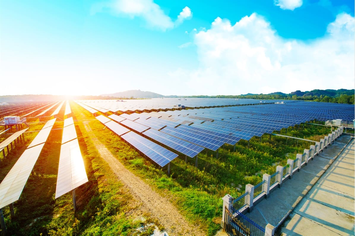 The Energy Of The Future Is Solar Power