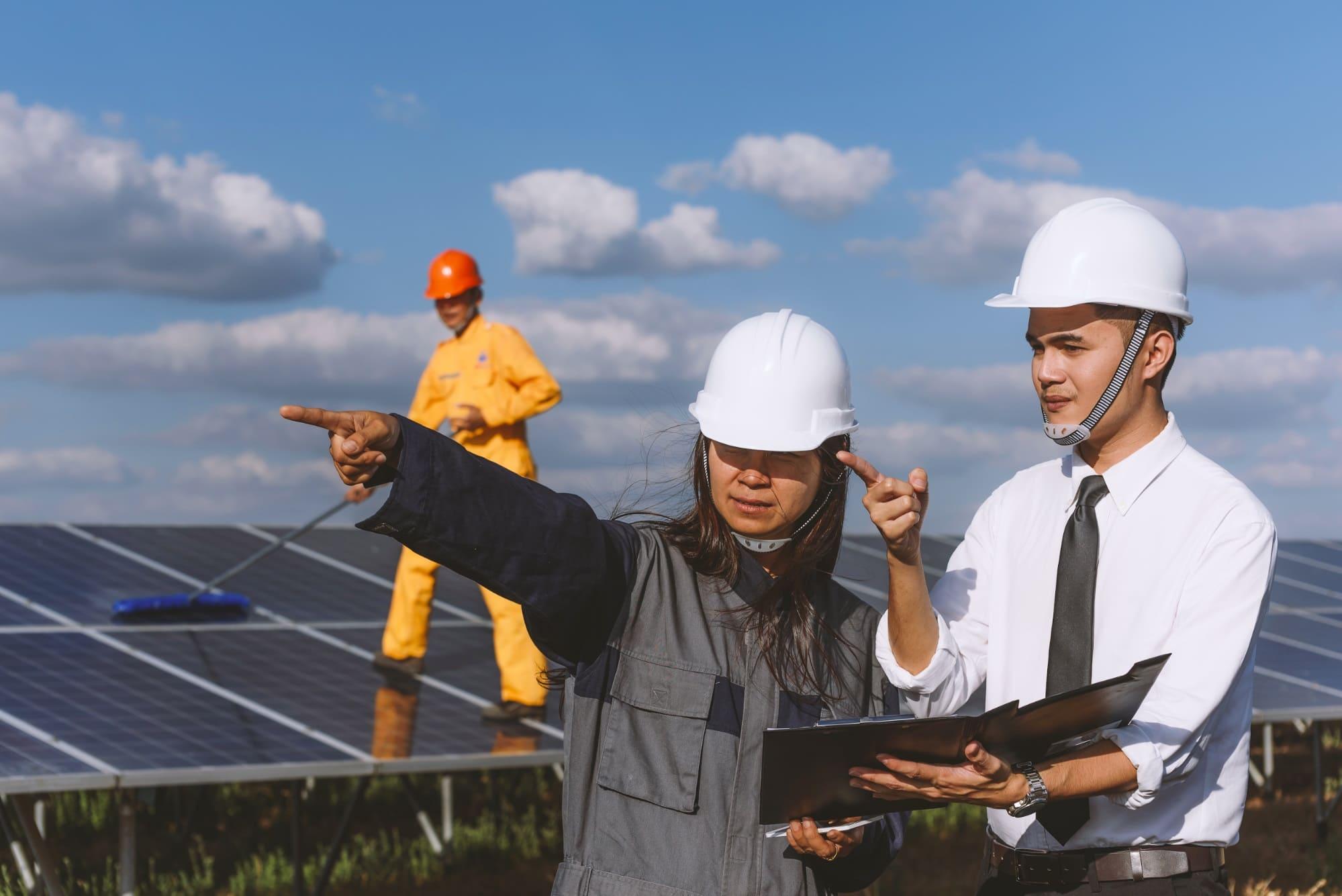Solar Power On The Rise