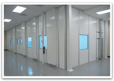 Modular Hardwall Cleanroom - Abtech, Inc.