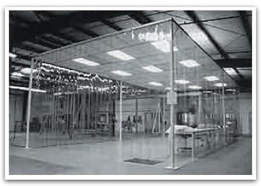 Modular Softwall Cleanroom - Abtech, Inc.