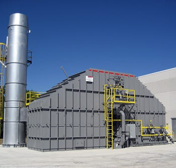 Regenerative Thermal Oxidizer - Anguil Environmental Systems, Inc.