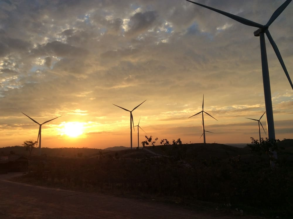 Using Wind To Replace Fossil Fuels