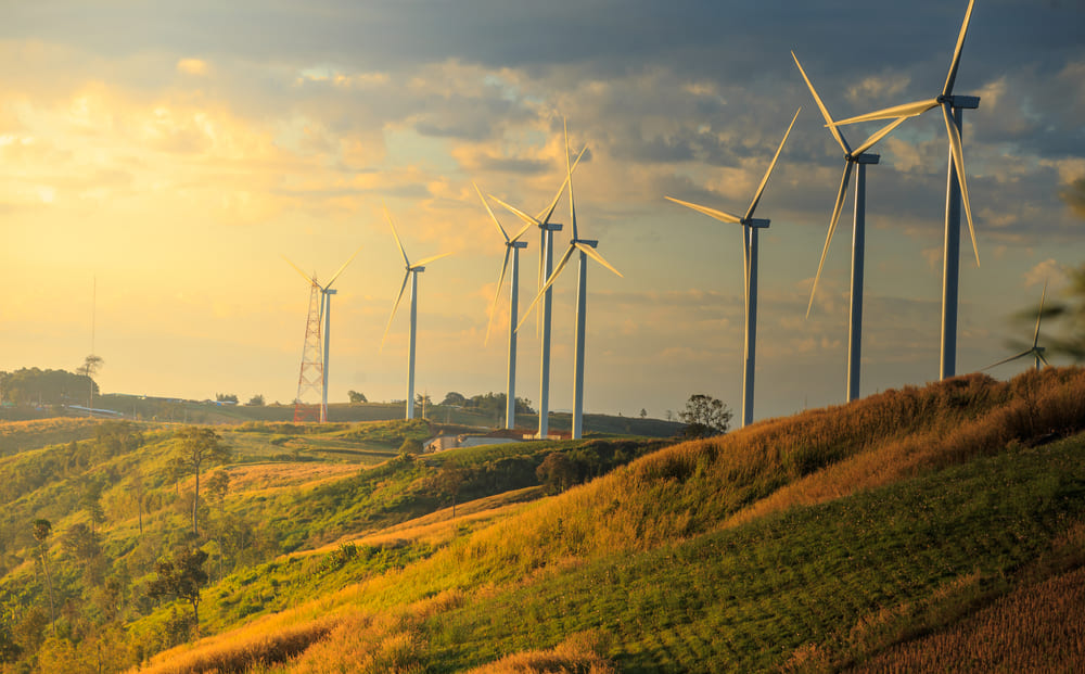 Wind Energy: The Path To Creating A Cleaner Earth/Wind turbines