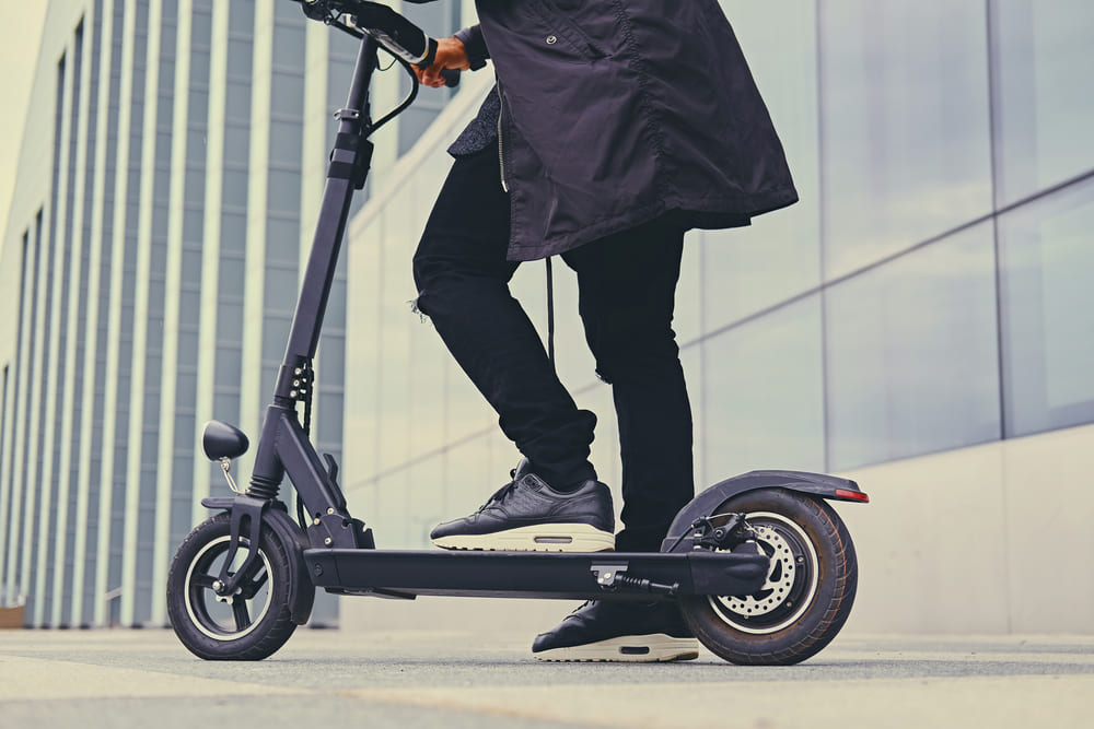 The Rise of the Electric Scooter