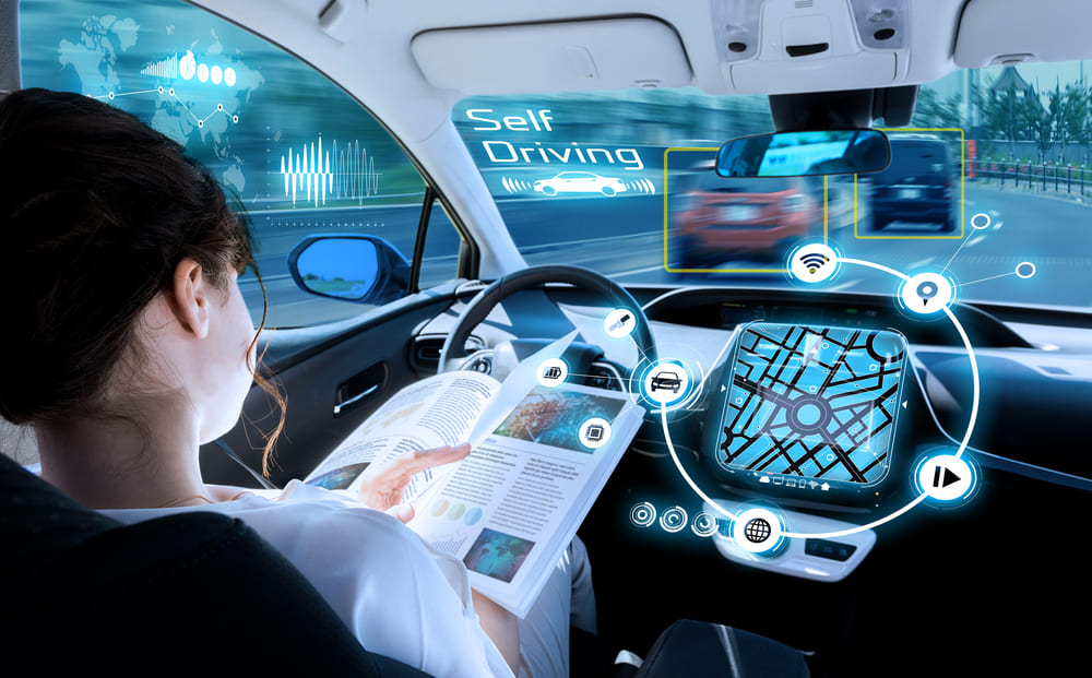 What Does It Mean To Be A Self Driving Car?